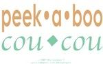 Bi-Lingual 101: Peek-A-Boo, Cou-Cou