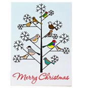 Finch Greeting Cards