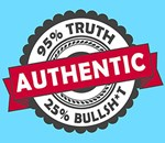 100% Truth Seal of Authenticity