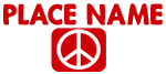 Place Names for Peace