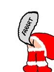 Gassy Santa
