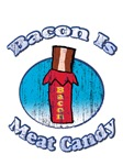 Vintage Bacon is Meat Candy
