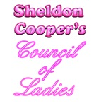 Sheldon Cooper's Council of Ladies 1