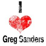 Vintage I Heart Greg Sanders