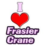 I Heart Frasier Crane