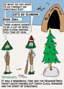 A Prehistoric Christmas