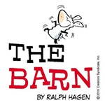The Barn and Rory!
