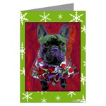 Frenchie Christmas Items