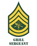 ARMY GRILL SERGEANT ARCHIVE