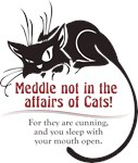Meddle with Cats