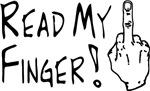 Read My Finger