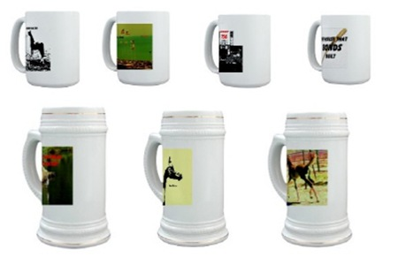 AFTM JUST MUGS AND STEINS!