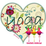 Yoga Fanciful Flowers