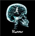 x-ray woman runner
