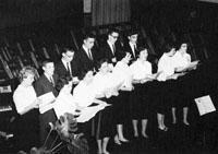 Waycross High School Class of 1961.