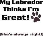 Me n' my Lab