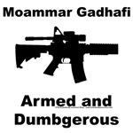 Moammar Ghadafi