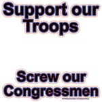 Troops vs. Congress