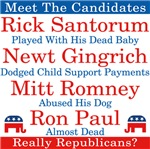The Republican Candidates Are a Joke