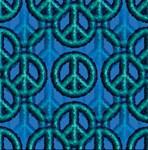 Peace Signs Illusion