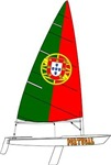Portugal Dinghy Sailing