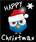 Happy christmas Bird
