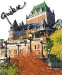 Frontenac Castle Quebec Signature turned