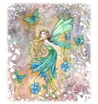 Enchanted Garden Fairy Art