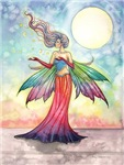 Star Gatherer Fairy Fantasy Art