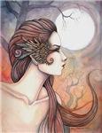Spirit of Artemis Goddess Art