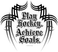 Achieve Goals. Play Hockey.