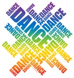 Typographic Dance (Spectrum)