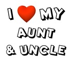 I Love My Aunt & Uncle