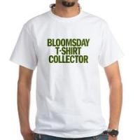 BLOOMSDAY T-SHIRT COLLECTOR