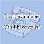 I Lost My Number