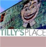 Tilly's Cowlick...rebuild the shore!!!