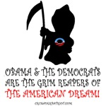 THE GRIM REAPERS OF THE AMERICAN DREAM!