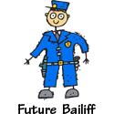 Bailiff T-shirt, Bailiff T-shirts