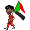 3D Sudan T-shirt