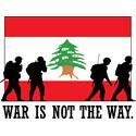 Lebanon War Is Not The Way
