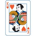 Japanese King Of Heart