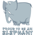 Proud To Be An Elephant