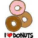 Donut T-shirt, Donut T-shirts