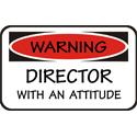 Director T-shirt, Director T-shirts