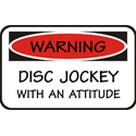 Disc Jockey T-shirt, Disc Jockey T-shirts