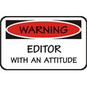 Editor T-shirt, Editor T-shirts