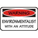 Environmentalist T-shirt Environmentalist T-shirts