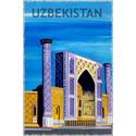 Uzbekistan Art