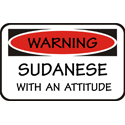 Attitude Sudanese