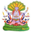 Vishnu T-shirt & Gift